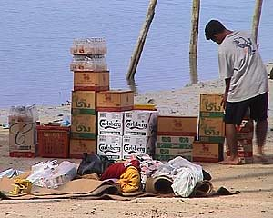stechen meer thailand