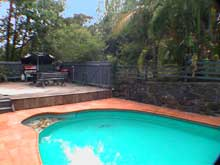 Grey Gum Lodge  Nimbin NSW Australien  965t