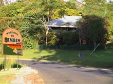 Grey Gum Lodge Nimbin NSW Australien  1519mt