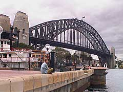 Harbour Bridge Sydney astbridget