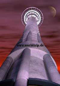 Skytower Aukland NZ  4787m1t